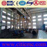 IC van Citic de Molen Shell van de Bal voor de Installatie van het Cement