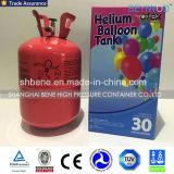 Cilindro do balão do hélio para o partido