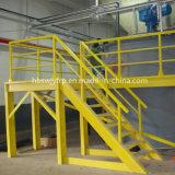 FRP Profile Stents Escalera / barandilla / Perfil de la cerca / de la escalera China