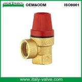 Ce аттестовал предохранительный клапан выкованный латунью (IC-3061)