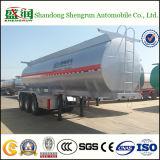 40m3 Tank van /Oil van de Aanhangwagen van de Tank van de brandstof de Semi (SKW9401GYYL)