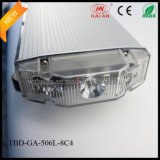 Weißes Color LED Security Lightbar in Aluminum Dome Police Open Street Ambulance Fire Engine Lightbar