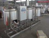 Handelsbrauerei-Gerät des bier-200L mit Heißwasser-Becken