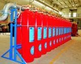 Red de tubos de FM200