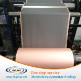 電池の陽極基板Gn CcCu20のための伝導性カーボン上塗を施してある銅ホイル