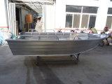5.2m langes Aluminiumlegierung-Boot für den 4 Personen-Sitz