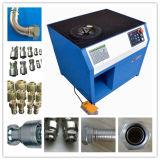 Machine sertissante de presse d'embout hydraulique de noix ajustage de précision de 90 degrés procurable