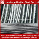 Barres en fer à armature en acier de 8 mm à 40 mm pour la construction