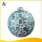 Handgemalte Weihnachtsglaskugel-Verzierungen