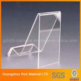 De aangepaste Duidelijke AcrylTribune van de Vertoning/Tribune van de Vertoning van het Plexiglas van de Tentoonstelling de Plastic