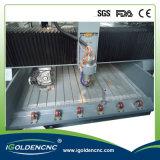 CNC направляющего выступа Тайвань Hiwin линейный высекая мраморный машину камня гранита