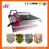 Mesa de corte de vidro manual (RF1612H)