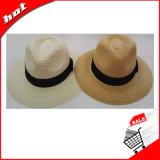Шлем Sun шлема сторновки Панамы бумажный