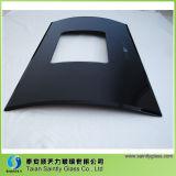 5mm 6mm cubiertas curvadas del vidrio endurecido para la cocina