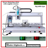 Versión inglesa completa Robot de sujeción de roscas CNC MD-DL-T5511