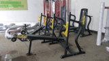 贅沢な体操の適性装置の低下のベンチ