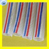 Haute qualité 8 pouces 1/4 pouce à un flexible en PVC pour l'exécution sur le pétrole ou de l'eau