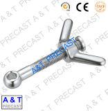 Heißer Verkauf an der Qualitäts-Augen-Schraube hergestellt vom Edelstahl