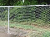 Pour de clôture à mailles de maillon de chaîne