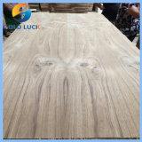 Núcleo de madera de teca de enchapado de madera contrachapada de 3,5 mm