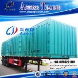2-3 Pesado-dever Semi Trailer do eixo 40-50t Van Type Box Transport (LAT9406XXY)