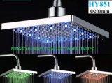 LED-obenliegende Dusche, LED-Spitzendusche-Kopf (HY851)