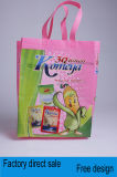 Logo promotionnel personnalisé Shopping Sac non-tissé pour supermarché