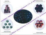 China-Kohle-Holzkohle-Staub-Puder-Brikett-Kugel, die Presse-Maschine herstellt
