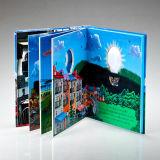 Livre pop-up personnalisé avec lumière et musique