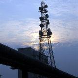 Гальванизированный 4 ноги под углом стали сотовый связи WiFi в корпусе Tower