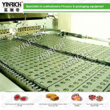 Volledige servo-Gedreven Xylitol Harde het Deponeren van het Suikergoed Lijn (GD600)
