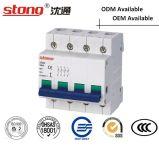 Предохранение от петли автомата защити цепи переключателя Std1 LV Insolating миниое