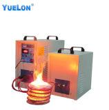 15kw Luz e indução de laboratório prático forno de fundição de Ouro
