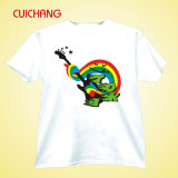 Camisetas para Sublimation Printing, Cheap Custom Printed T Shirts, Plain T Shirts para Printing
