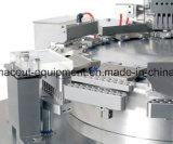Haute précision Fully-Automatic haute vitesse Capsule Machine de remplissage pour le certificat GMP Njp3200