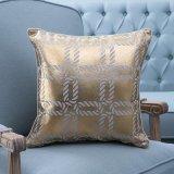 Folie/Gold&Silver Afgedrukt Decoratief Kussen/Hoofdkussen (mx-55A/B/C/D/E/G)