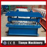 La calidad de Hight coloreó el rodillo de la hoja de acero que formaba formando la máquina para la venta