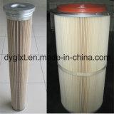 Patroon de op hoge temperatuur van de Filter van de Lucht van de Weerstand