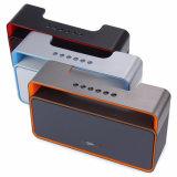 Reproductor de música inalámbrica portátil de altavoz de graves para teléfono móvil iPhone Tablet