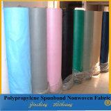 Дружественность к окружающей среде PP Спанбонд Spunbond медицинской ткани (20см-320СМ)