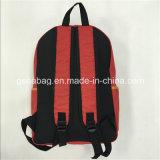Sac promotionnel de mode de polyester pour l'ordinateur portatif d'élève d'école augmentant le sac à dos de course (GB#20051)