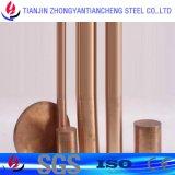 Het Koper van het beryllium om Staaf in C17200 C17000