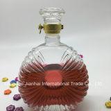 De normale Klassieke Fles van het Glas van de Wijn voor Wisky en Xo