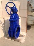 Válvula de porta Ductile do ferro do tamanho grande