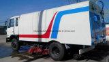 Dongfeng 6 rotelle che scopano il camion della spazzatrice di strada dell'HP della macchina 150