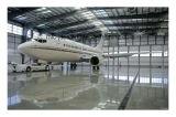 Cubierta galvanizada del hangar del aeroplano de la estructura de acero