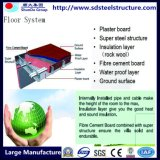 Fast Installation Modular Structure with Green Material