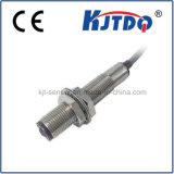 Aangepaste Hete Verkoop 10-36VDC M12 & M18 de Diffuse Sensor van de Foto met PE