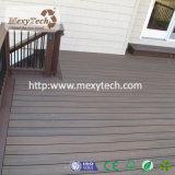 Plataforma plástica composta material do melhor Decking para a placa do Decking do jardim