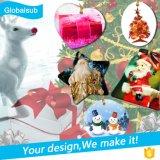 De gepersonaliseerde Ornamenten van Kerstmis van de Douane voor de Decoratie van de Kerstboom